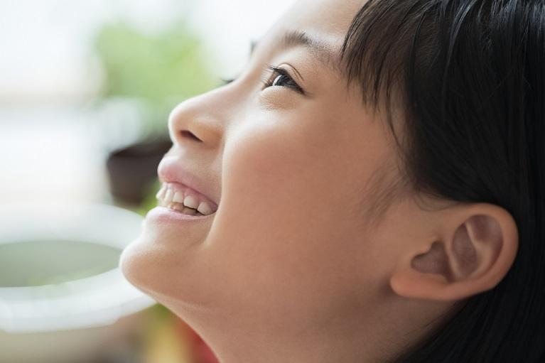 鼻呼吸を促進させる